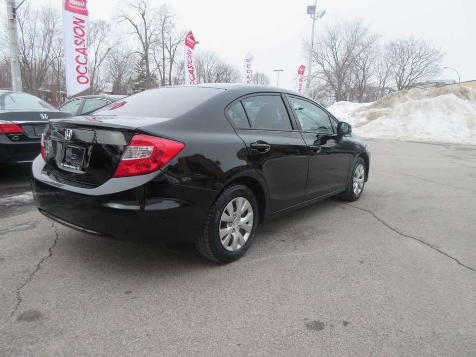 pre owned 2012 honda civic lx lallier honda montreal in. Black Bedroom Furniture Sets. Home Design Ideas