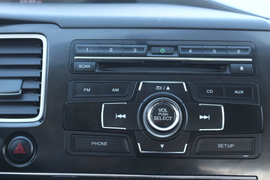 2013 Honda Civic Coupe EX