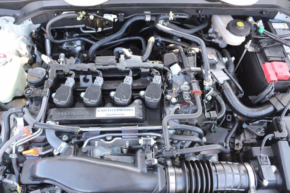 2017 Honda Civic EX-T HS