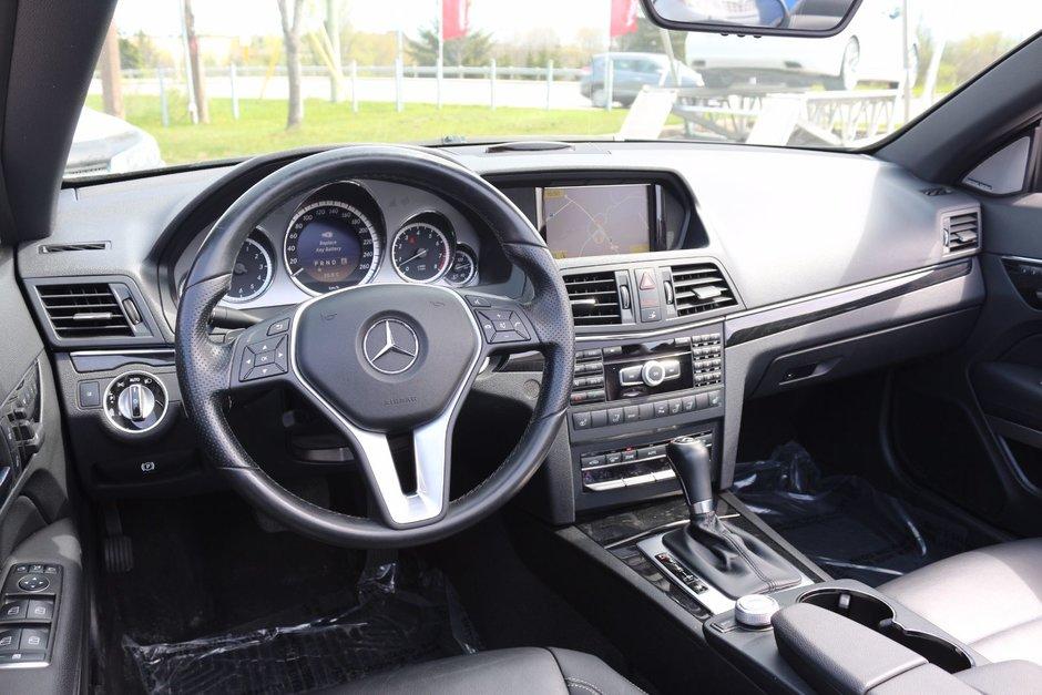 2012 Mercedes-Benz E-Class E 350 Convertible