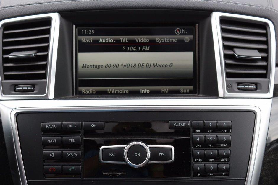 2013 Mercedes-Benz GL-Class GL 350 BlueTEC
