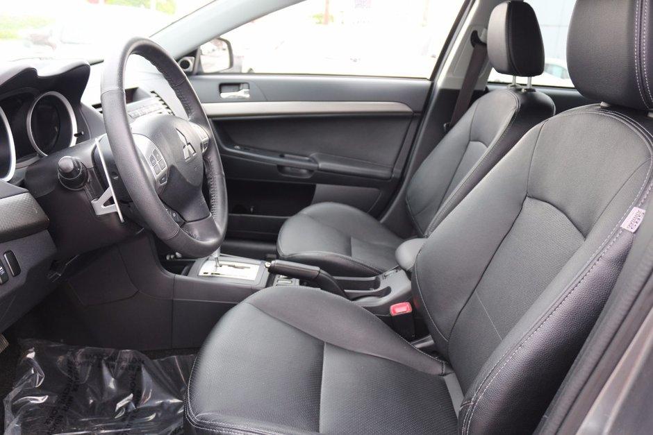 Mitsubishi Lancer GT AWD 2013