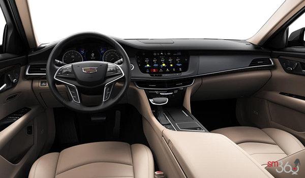 Cadillac CT6 BASE 2016