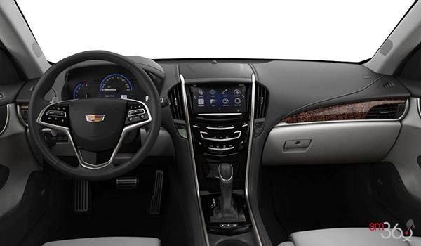 Cadillac ATS Coupe PREMIUM LUXURY 2017