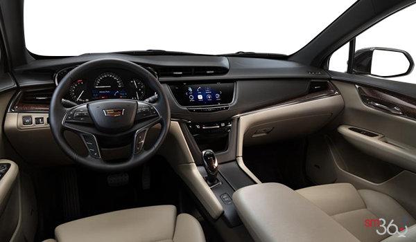 Cadillac XT5 LUXE 2017 - Granby Chevrolet Cadillac Buick ...
