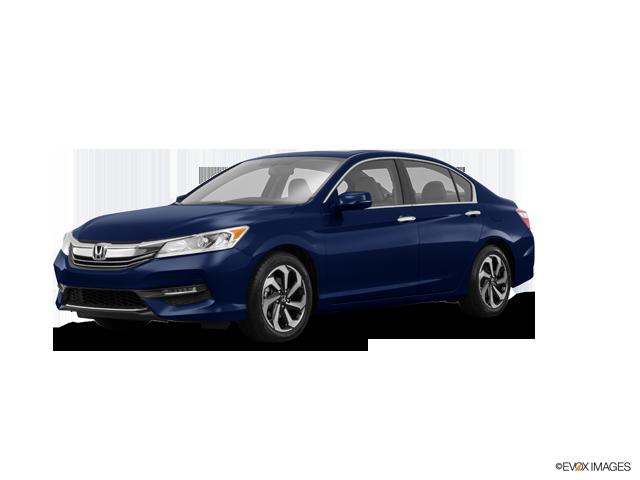 Honda ACCORD SDN EX-L L4 EX-L 2017