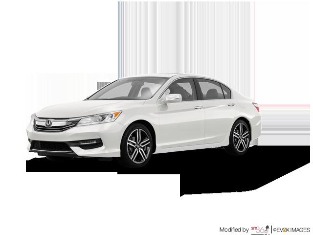 2017 Honda ACCORD SDN SPORT L4 SPORT