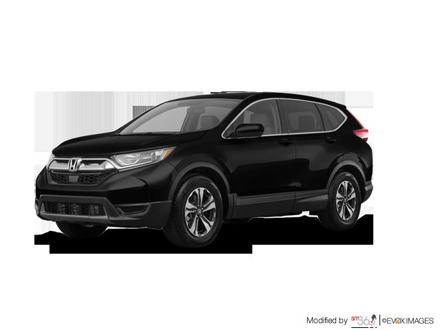 2017 Honda CR-V LX 2WD LX