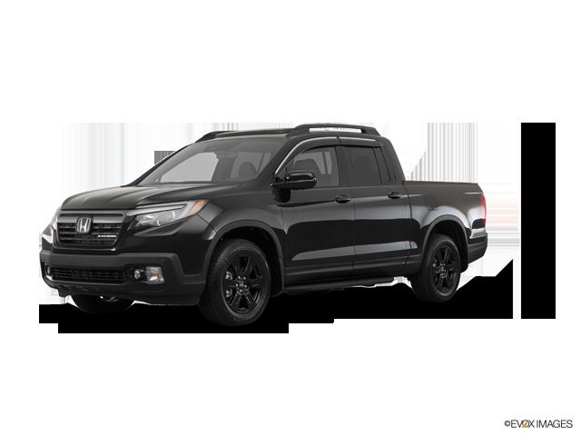 2017 Honda RIDGELINE V6 BLACK EDITION BLACK EDITION