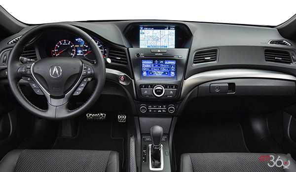 Acura ILX A-SPEC 2018