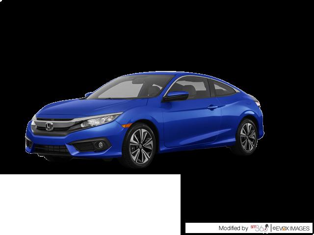 Honda CIVIC CPE EX-T EX-T 2018