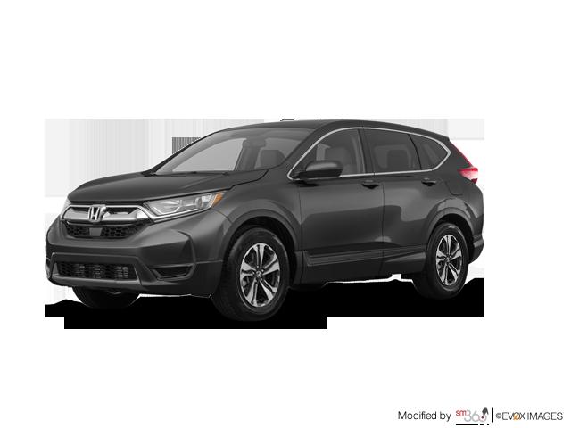 Honda CR-V LX AWD LX 2018