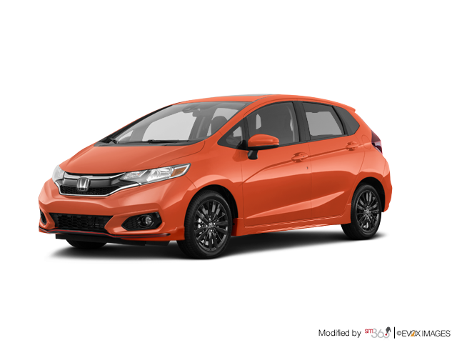 2019 Honda FIT SPORT-HS Sport