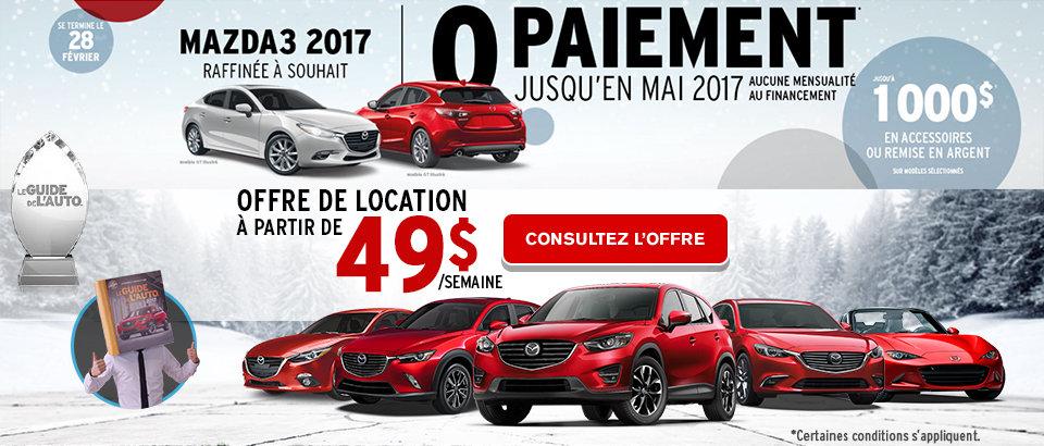 L'ami junior Mazda - Event