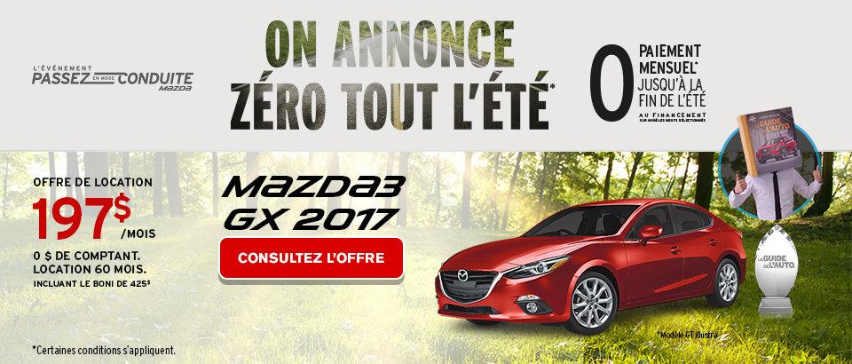 L'ami Mazda Phase 2 M3 - Mai 2017