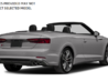 2018 Audi S5 3.0T Technik quattro 8sp Tiptronic Cab